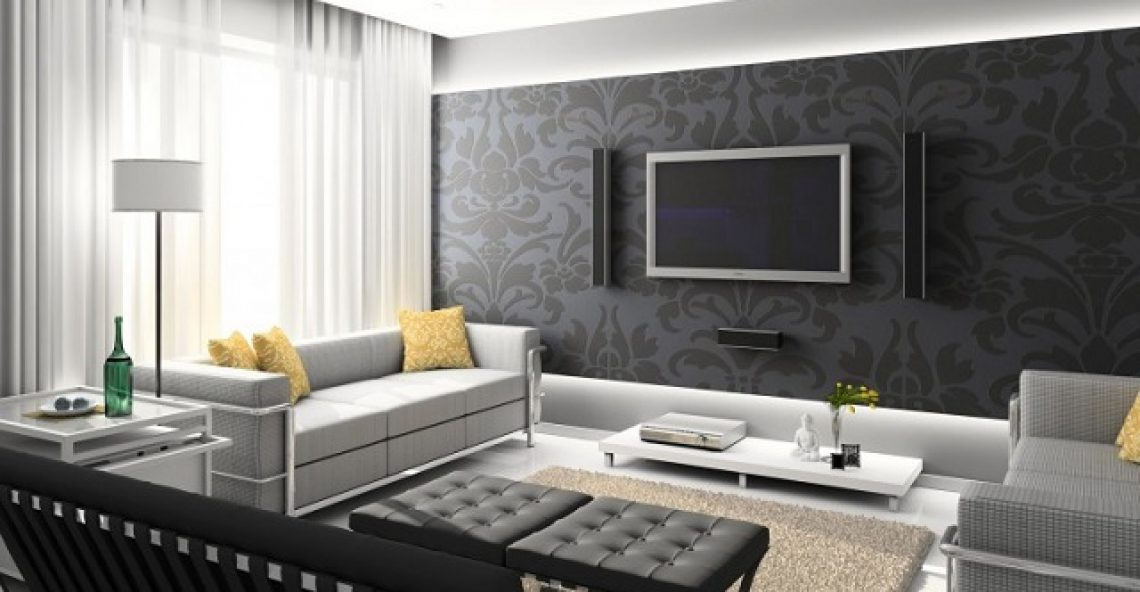 Stylish Wallpapers for Modern Homes